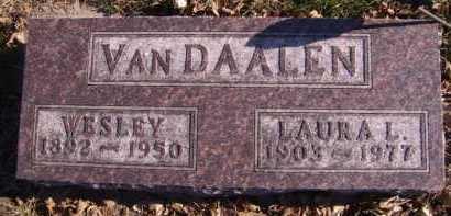 VANDAALEN, WESLEY - Moody County, South Dakota | WESLEY VANDAALEN - South Dakota Gravestone Photos