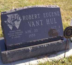 VANT HUL, ROBERT EUGENE - Moody County, South Dakota   ROBERT EUGENE VANT HUL - South Dakota Gravestone Photos