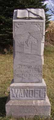 WANDEL, ISAAC - Moody County, South Dakota | ISAAC WANDEL - South Dakota Gravestone Photos