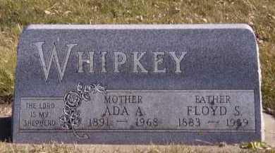 WHIPKEY, ADA A - Moody County, South Dakota | ADA A WHIPKEY - South Dakota Gravestone Photos