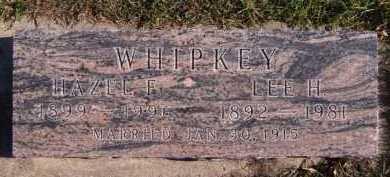 WHIPKEY, HAZEL F - Moody County, South Dakota | HAZEL F WHIPKEY - South Dakota Gravestone Photos