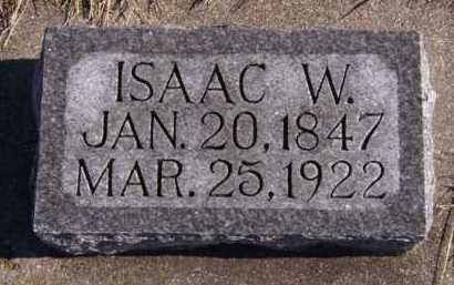 WHIPKEY, ISAAC W - Moody County, South Dakota | ISAAC W WHIPKEY - South Dakota Gravestone Photos