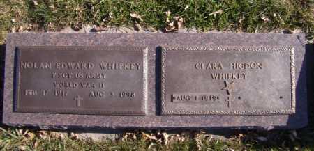 WHIPKEY, CLARA - Moody County, South Dakota | CLARA WHIPKEY - South Dakota Gravestone Photos