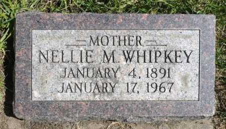 WHIPKEY, NELLIE M - Moody County, South Dakota | NELLIE M WHIPKEY - South Dakota Gravestone Photos