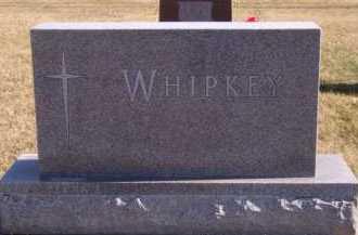 WHIPKEY, VERNA E - Moody County, South Dakota | VERNA E WHIPKEY - South Dakota Gravestone Photos
