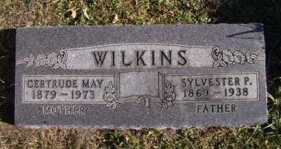 WILKINS, SYLVESTER P - Moody County, South Dakota | SYLVESTER P WILKINS - South Dakota Gravestone Photos