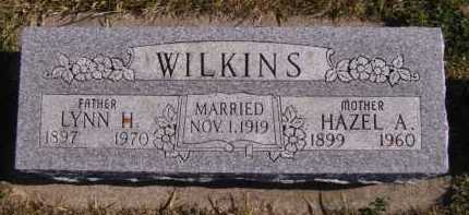 WILKINS, LYNN H - Moody County, South Dakota | LYNN H WILKINS - South Dakota Gravestone Photos