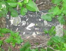 ANDERSON, ATOL - Pennington County, South Dakota | ATOL ANDERSON - South Dakota Gravestone Photos