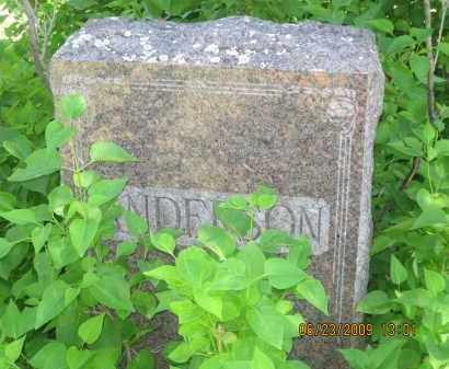ANDERSON, FAMILY STONE - Pennington County, South Dakota | FAMILY STONE ANDERSON - South Dakota Gravestone Photos