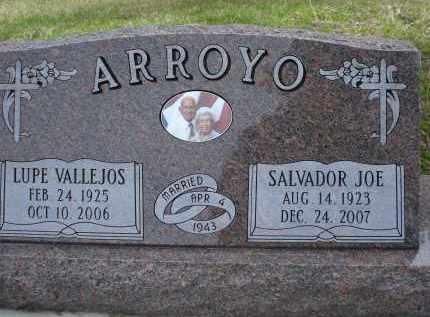 JOE ARROYO, SALVADOR - Pennington County, South Dakota | SALVADOR JOE ARROYO - South Dakota Gravestone Photos