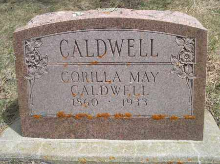 CALDWELL, CORILLA MAY - Pennington County, South Dakota | CORILLA MAY CALDWELL - South Dakota Gravestone Photos
