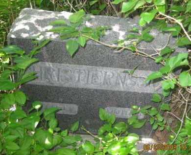 CHRISTIERNSSON, FAMILY STONE - Pennington County, South Dakota | FAMILY STONE CHRISTIERNSSON - South Dakota Gravestone Photos