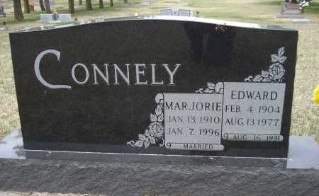 CONNELY, MARJORIE - Pennington County, South Dakota | MARJORIE CONNELY - South Dakota Gravestone Photos