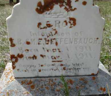 DEFFENBAUCH, LEROY - Pennington County, South Dakota   LEROY DEFFENBAUCH - South Dakota Gravestone Photos