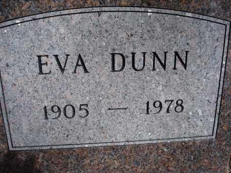 DUNN, EVA - Pennington County, South Dakota | EVA DUNN - South Dakota Gravestone Photos