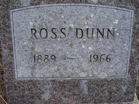 DUNN, ROSS - Pennington County, South Dakota | ROSS DUNN - South Dakota Gravestone Photos