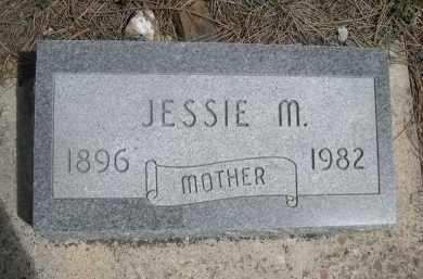 ERICSON, JESSIE M. - Pennington County, South Dakota   JESSIE M. ERICSON - South Dakota Gravestone Photos
