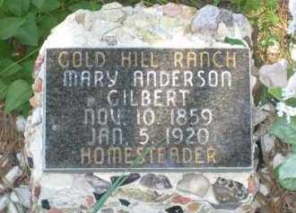 GILBERT, MARY - Pennington County, South Dakota | MARY GILBERT - South Dakota Gravestone Photos