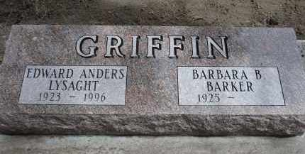 GRIFFIN, BARBARA B. - Pennington County, South Dakota | BARBARA B. GRIFFIN - South Dakota Gravestone Photos