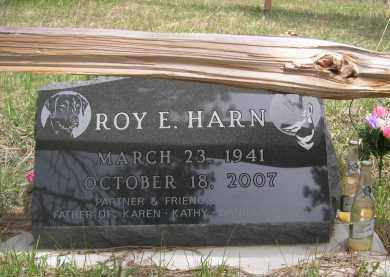 HARN, ROY E. - Pennington County, South Dakota | ROY E. HARN - South Dakota Gravestone Photos