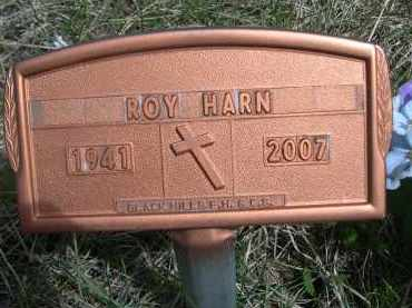 HARN, ROY - Pennington County, South Dakota | ROY HARN - South Dakota Gravestone Photos