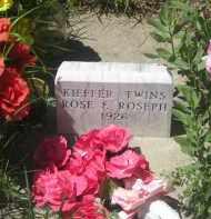 KIEFFER, ROSEPH - Pennington County, South Dakota | ROSEPH KIEFFER - South Dakota Gravestone Photos