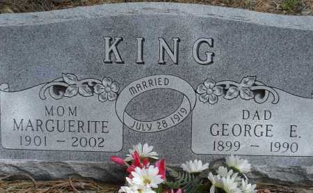 KING, MARGUERITE - Pennington County, South Dakota | MARGUERITE KING - South Dakota Gravestone Photos