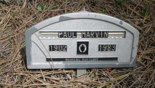 MARVIN, PAUL - Pennington County, South Dakota | PAUL MARVIN - South Dakota Gravestone Photos