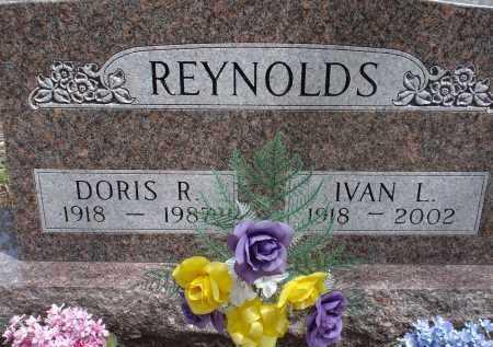 REYNOLDS, IVAN L. - Pennington County, South Dakota | IVAN L. REYNOLDS - South Dakota Gravestone Photos