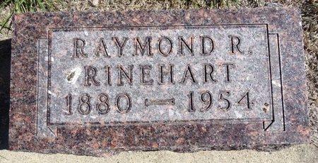 RINEHART, RAYMOND - Pennington County, South Dakota | RAYMOND RINEHART - South Dakota Gravestone Photos