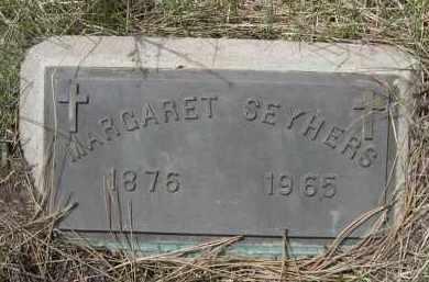 SEYHERS, MARGARET - Pennington County, South Dakota | MARGARET SEYHERS - South Dakota Gravestone Photos
