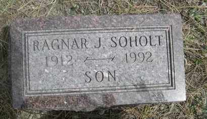 SOHOLT, RAGNAR J. - Pennington County, South Dakota | RAGNAR J. SOHOLT - South Dakota Gravestone Photos