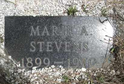 STEVEN, MARIE A. - Pennington County, South Dakota | MARIE A. STEVEN - South Dakota Gravestone Photos