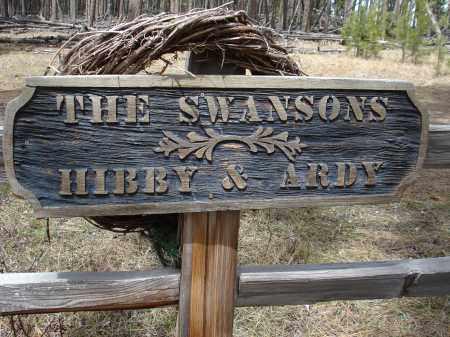 SWANSON, ARDY - Pennington County, South Dakota | ARDY SWANSON - South Dakota Gravestone Photos
