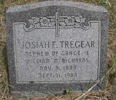 TREGEAR, JOSIAH E. - Pennington County, South Dakota | JOSIAH E. TREGEAR - South Dakota Gravestone Photos