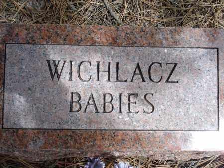 WICHLACZ, BABIES - Pennington County, South Dakota | BABIES WICHLACZ - South Dakota Gravestone Photos