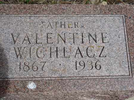 WICHLACZ, VALENTINE - Pennington County, South Dakota | VALENTINE WICHLACZ - South Dakota Gravestone Photos