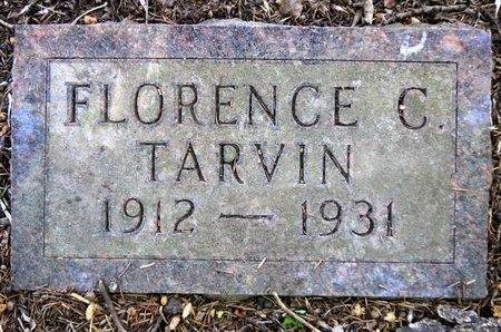 TARVIN, FLORENCE C. - Roberts County, South Dakota | FLORENCE C. TARVIN - South Dakota Gravestone Photos