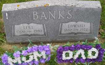 BANKS, LULU - Sanborn County, South Dakota   LULU BANKS - South Dakota Gravestone Photos