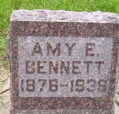 BENNETT, AMY E - Sanborn County, South Dakota | AMY E BENNETT - South Dakota Gravestone Photos