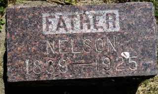 BIGALOW, NELSON - Sanborn County, South Dakota | NELSON BIGALOW - South Dakota Gravestone Photos