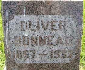 BONNEAU, OLIVER - Sanborn County, South Dakota   OLIVER BONNEAU - South Dakota Gravestone Photos