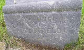 CANFIELD, AZALIA - Sanborn County, South Dakota | AZALIA CANFIELD - South Dakota Gravestone Photos