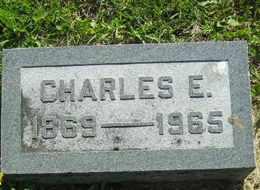 CARPENTER, CHARLES E - Sanborn County, South Dakota | CHARLES E CARPENTER - South Dakota Gravestone Photos