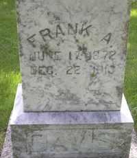 DAVIS, FRANK A - Sanborn County, South Dakota | FRANK A DAVIS - South Dakota Gravestone Photos