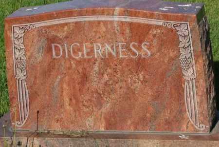 DIGERNESS, PLOT - Sanborn County, South Dakota   PLOT DIGERNESS - South Dakota Gravestone Photos