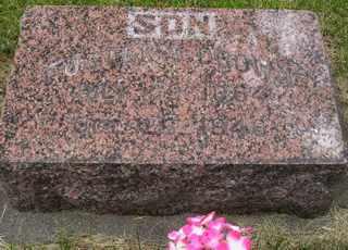DROWN, FOSTER A - Sanborn County, South Dakota | FOSTER A DROWN - South Dakota Gravestone Photos