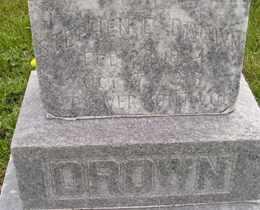DROWN, STEPHEN E - Sanborn County, South Dakota | STEPHEN E DROWN - South Dakota Gravestone Photos