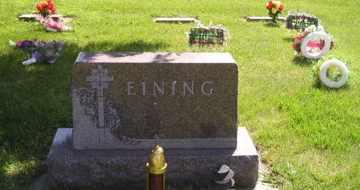 EINING, FAMILY - Sanborn County, South Dakota | FAMILY EINING - South Dakota Gravestone Photos
