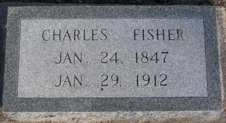 FISHER, CHARLES - Sanborn County, South Dakota | CHARLES FISHER - South Dakota Gravestone Photos